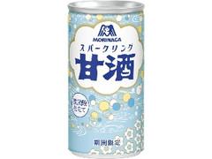森永製菓 スパークリング甘酒 缶190ml