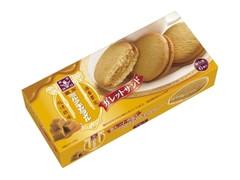 森永製菓 ミルクキャラメル ガレットサンド 箱6個