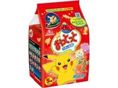 森永製菓 おっとっと うすしお味 ポケモンパッケージ 袋18g×5