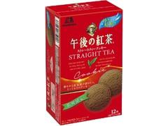 森永製菓 午後の紅茶 ストレートティークッキー 箱2枚×6