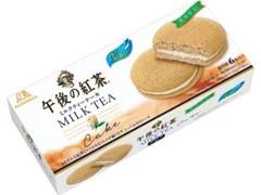 森永製菓 午後の紅茶 ミルクティーケーキ 箱6個
