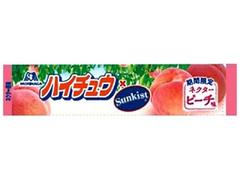 森永製菓 ハイチュウ サンキストネクターピーチ味