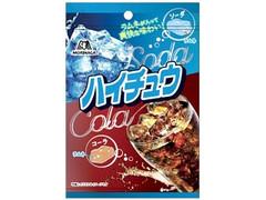 森永製菓 ハイチュウ ソーダ&コーラ
