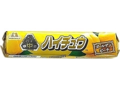 森永製菓 ハイチュウ ゴールデンピーチ