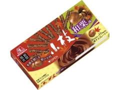 森永製菓 小枝 和栗味 箱4本×11