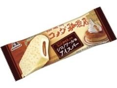 森永製菓 コメダ珈琲店監修 シロノワール味アイスバー 袋83ml
