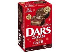 森永製菓 ダースクリームサンドケーキ 箱8個