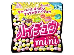 森永製菓 ハイチュウ ミニ 袋66g