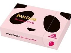 森永製菓 PANDARS ストロベリー&ミルク 箱12粒