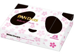 森永製菓 PANDARS メロン&ホワイト 箱12粒
