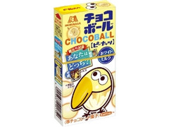森永製菓 チョコボール ピーナッツ ホワイトミルク 箱28g