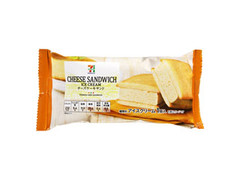セブンプレミアム チーズケーキサンド 袋87ml