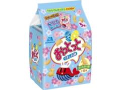 森永製菓 おっとっと うすしお味 袋18g×5