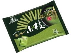 森永製菓 小枝 深み抹茶 ティータイムパック 袋116g