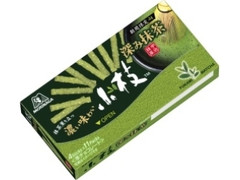 森永製菓 小枝 深み抹茶 袋4本×11