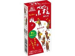 森永製菓 ベビー小枝 ミルク 箱32g
