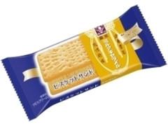 森永製菓 ビスケットサンド ミルクキャラメル 袋108ml