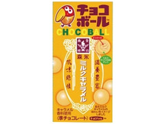 森永製菓 チョコボール ミルクキャラメル味
