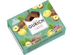 森永製菓 グリッチ ヘーゼルナッツ&フィヤンティーヌ 箱40g