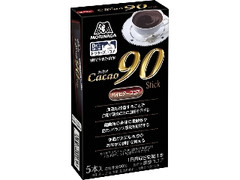 森永製菓 ココア カカオ90 スティック 箱12g×5