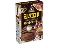 森永製菓 ミルクココアホットケーキミックス 箱140g×2