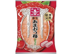 森永製菓 あまおう苺キャラメル 袋79g
