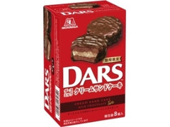 森永製菓 ダースミルククリームサンドケーキ 箱8個