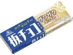 森永製菓 板チョコアイス ザクザクホワイト 箱70ml