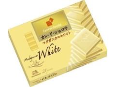 森永製菓 カレ・ド・ショコラ マダガスカルホワイト