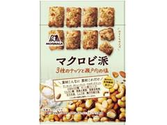 森永製菓 マクロビ派 3種のナッツと瀬戸内の塩