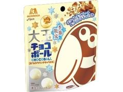 森永製菓 大玉チョコボール ホワイトクランチキャラメル