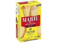 森永製菓 マリーを使ったサンドクッキー レモンティー