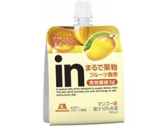 森永製菓 inゼリー フルーツ食感 マンゴー