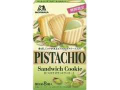 森永製菓 ピスタチオサンドクッキー