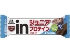 森永製菓 inバー ジュニアプロテイン ココア