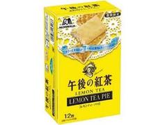 森永 午後の紅茶パイ レモンティー 箱2枚×6
