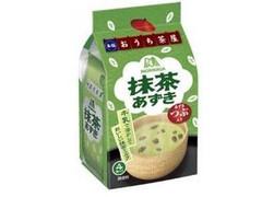 森永製菓 抹茶あずき 袋9g×4
