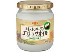 日清オイリオ エキストラバージン ココナッツオイル 瓶360g