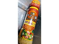 日清オイリオ アマニ油ドレッシング 焙煎香味ごま 160ml