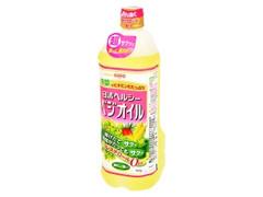 日清オイリオ ヘルシー べジオイル ボトル900g