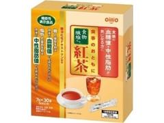 日清オイリオ 食事のおともに紅茶