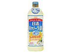 日清オイリオ キャノーラ油 ボトル1000g