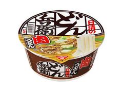 日清のどん兵衛 肉うどん カップ87g