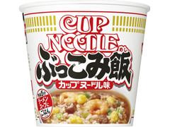 日清食品 カップヌードル ぶっこみ飯