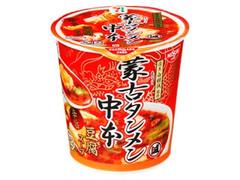セブンプレミアム 蒙古タンメン中本 辛旨豆腐スープ カップ18g