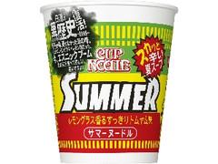日清 カップヌードル サマーヌードル カップ73g