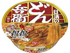 日清食品 日清のどん兵衛焼うどん 担担花椒仕立て カップ114g