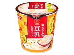 日清食品 旨だし膳 おとうふの豆乳仕立てスープ カップ17g