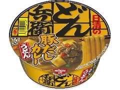 日清食品 日清のどん兵衛 カレーうどん 東 カップ87g