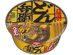 日清食品 日清のどん兵衛 カレーうどん 西 カップ87g